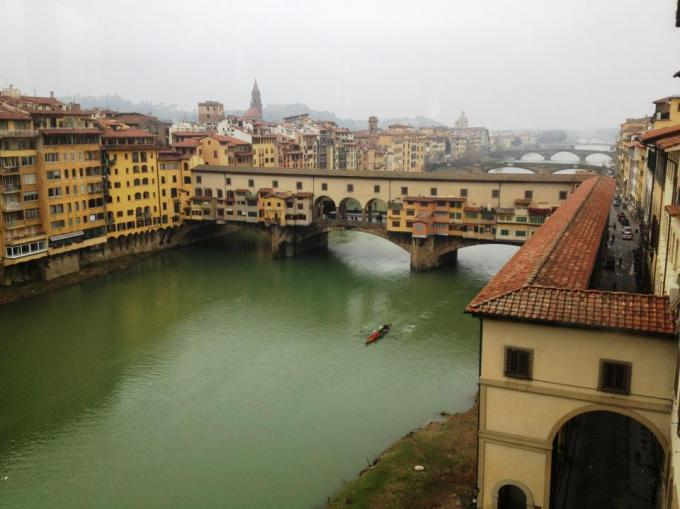 FLORENCE, WHY I WAS NOT IMPRESSED IN THE RENAISSANCE CITY