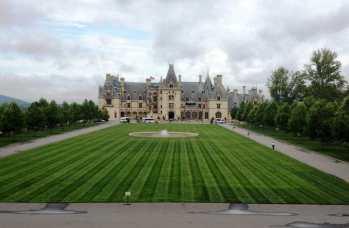 The BILTMORE ESTATE—The Vanderbilts' Heirloom