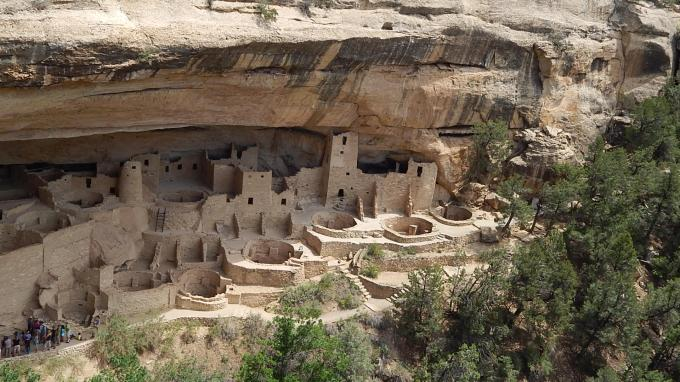 The Four Corners & Mesa Verde National Park