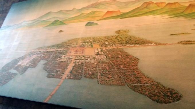 Mexico City Map
