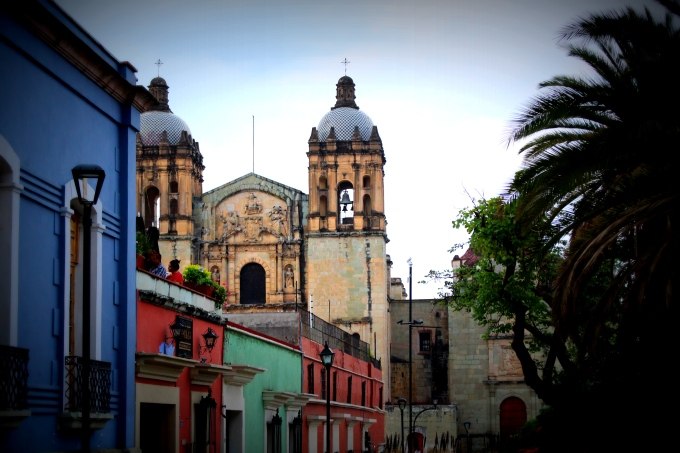 Scratching the Surface in Oaxaca City