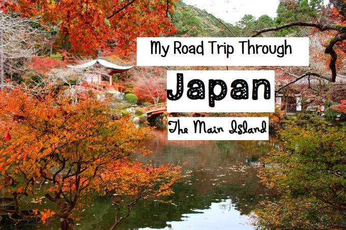 My Road Trip Through Japan